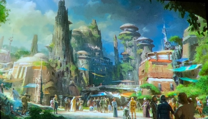 Disney Imagineers On How They Created Black Spire   Outpost For STAR WARS: GALAXY'S EDGE