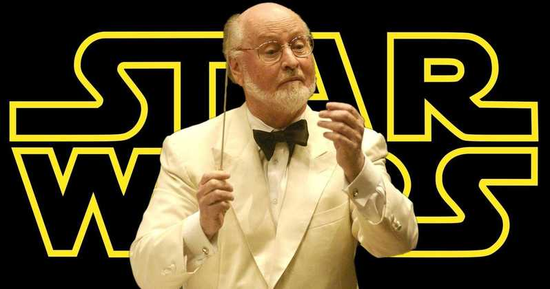 John Williams Beams About Episode IX: Score Underway