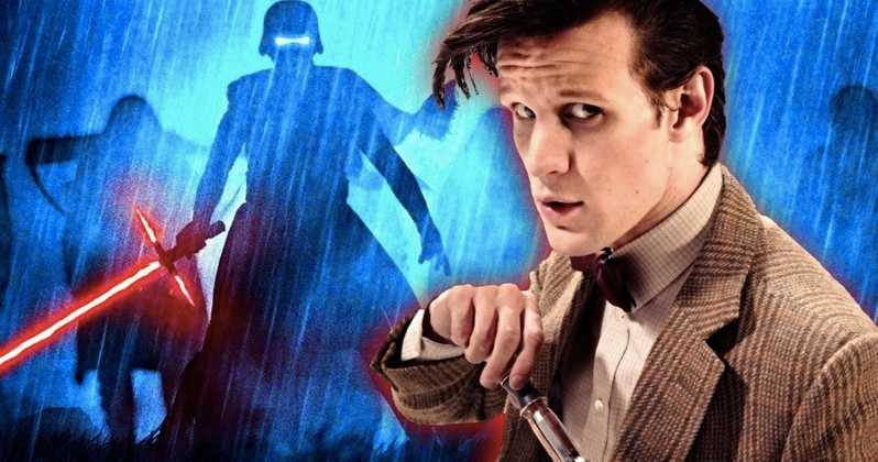 Matt Smith No Longer A Part Of STAR WARS: The Rise Of Skywalker?