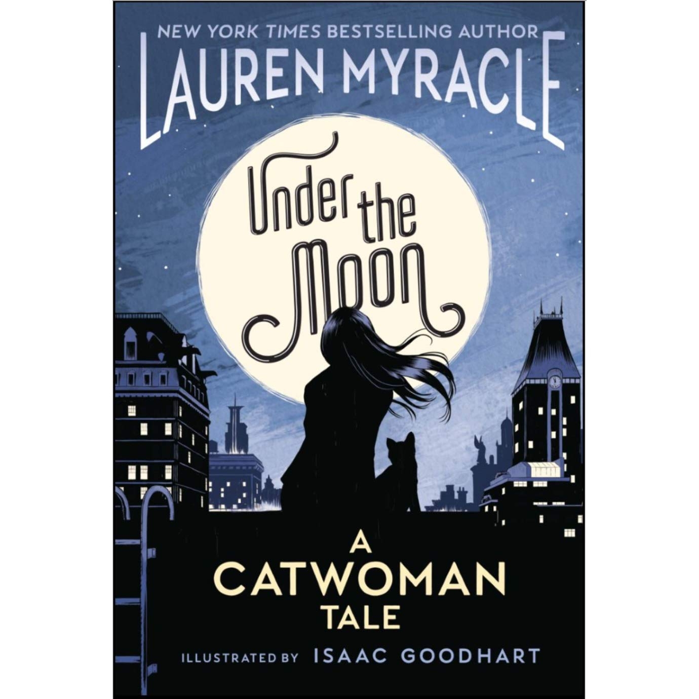 Comic Review: Catwoman – Under the Moon