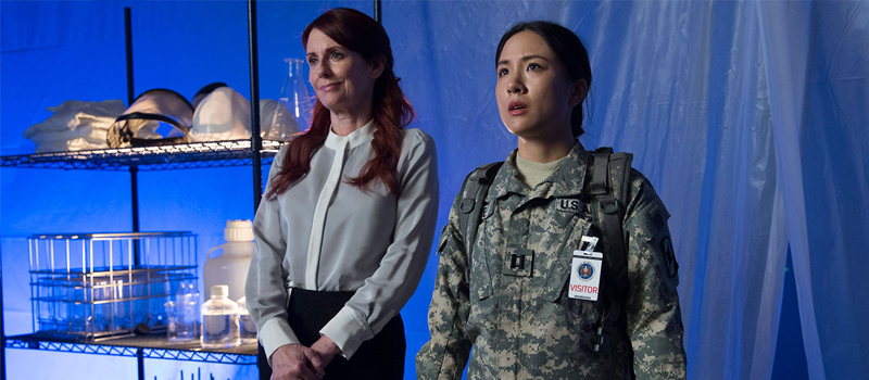 Constance Wu appears in episode 5 of Dimension 404