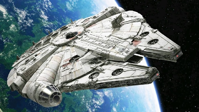 "Recent STAR WARS Photo Appears to Confirm Fate of the ""Millennium Falcon"""