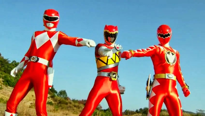 EXCLUSIVE: Dino Thunder Team Not To Return For POWER RANGERS Beast Morphers' Team-Up