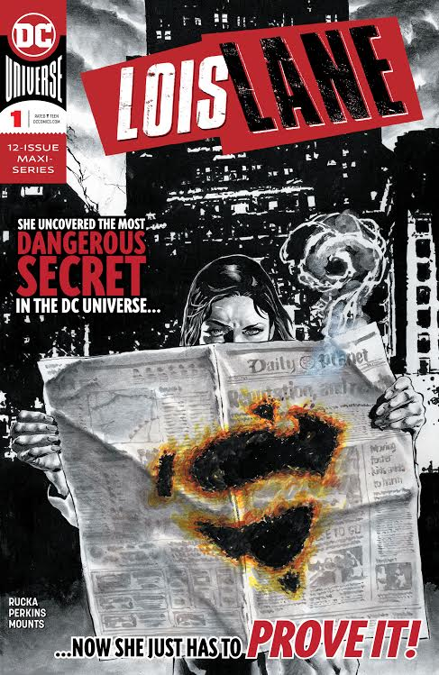 Lois Lane Has Uncovered the Most Dangerous Secret in the DC Universe…