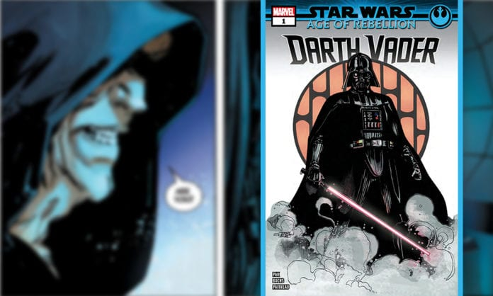 STAR WARS: Age of Rebellion Comic Explores Early Days of Darth Vader