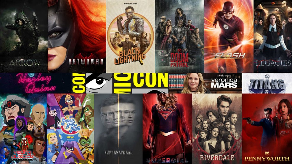 SDCC 2019: CW Announces Full Schedule, Bids Farewell To Arrow And Supernatural