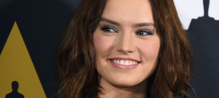 Sorry Star Wars Fans: Daisy Ridley Is Off The Market