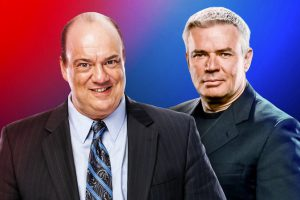 WWE Paul Heyman and Eric Bischoff