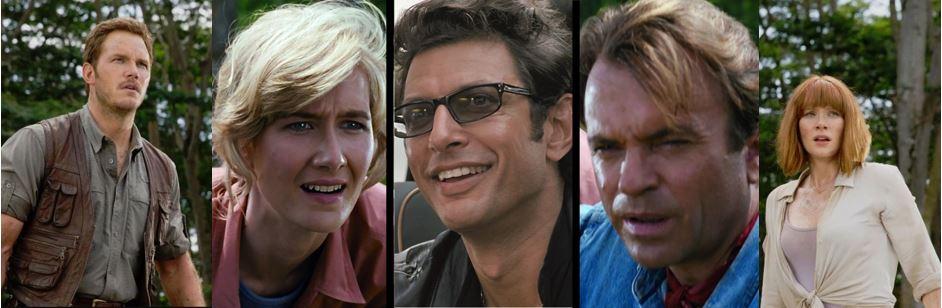 Original 'Jurassic Park' Cast Return For Sixth Film ...