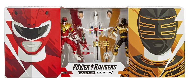 Hasbro Unveils Power Rangers Lightning Collection Exclusives for San Diego Comic-Con