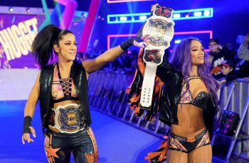 WWE Bayley and Banks