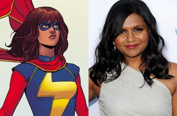 ms. marvel and mindy kaling