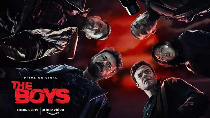 """The Boys"": When Superheroes Go Bad"