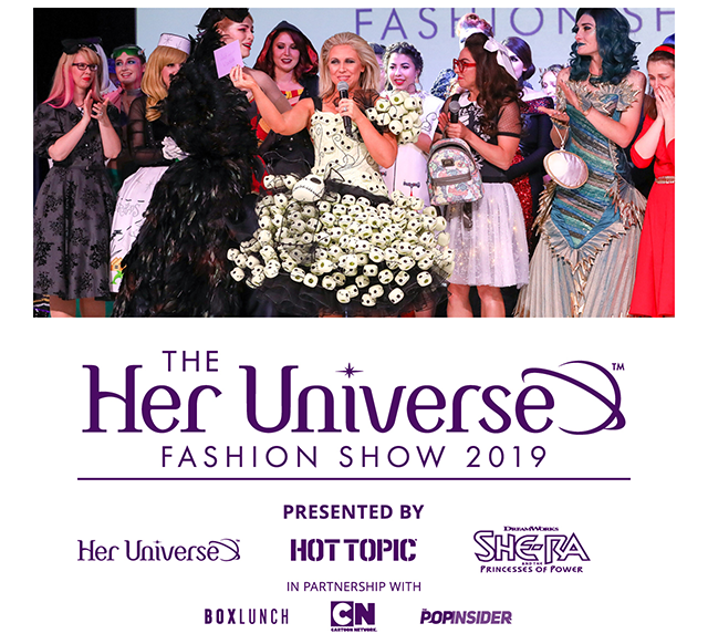 Her Universe Returns To SDCC 2019 For 6th Annual Fashion Show