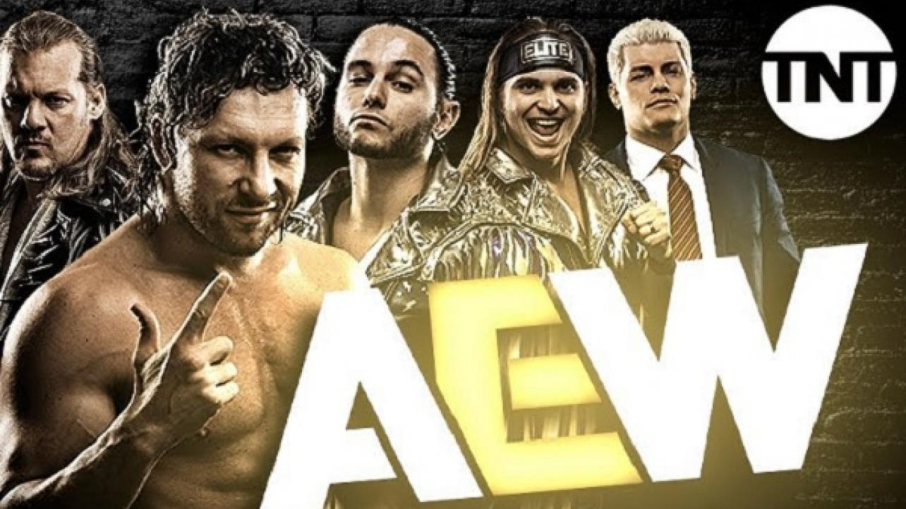 All Elite Wrestling Announces 2nd and 3rd Show Locations