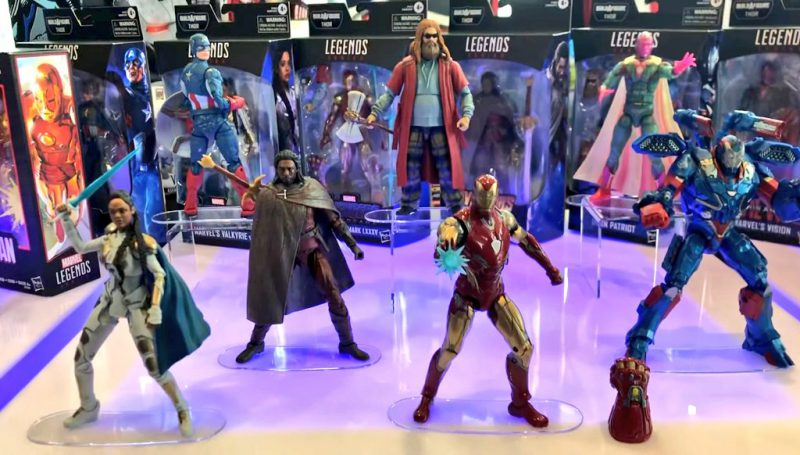 SDCC 2019: Hasbro Reveals New  X-Men And Legends Line