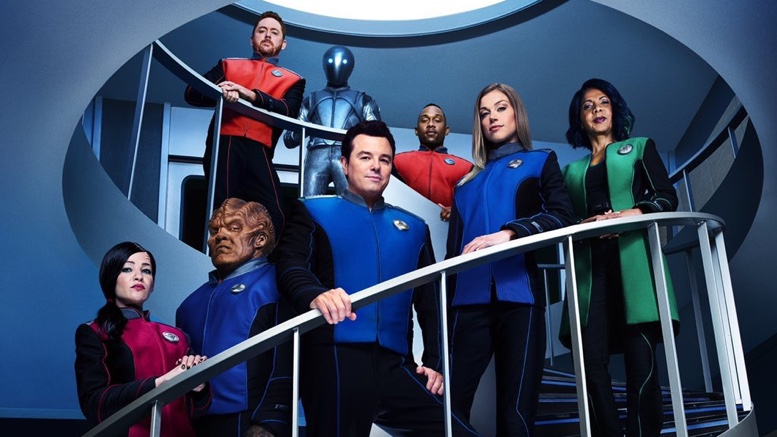 SDCC 2019: Disney-Owned 'The Orville' Moves to Disney-Owned Hulu