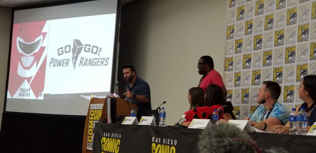 Sdcc2019 Breaking Austin St John Returns To Power Rangers Updated That Hashtag Show