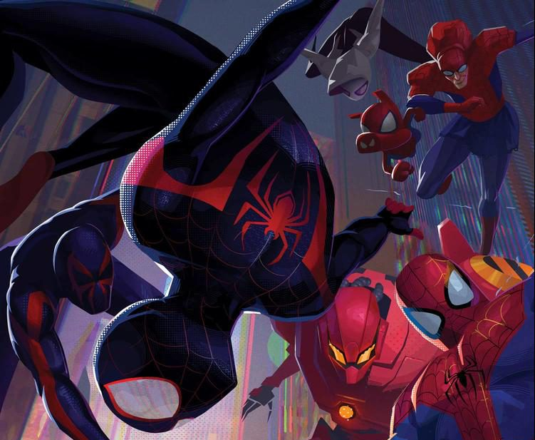 SDCC 2019: Marvel Announces Spider-Verse Comic Number 1!