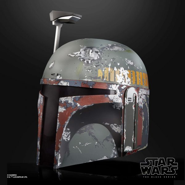 Hasbro's Boba Fett Helmet and Retro Collection Line Available for Pre-Order