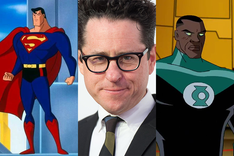 J.J. Abrams Reportedly Tackling SUPERMAN And GREEN LANTERN
