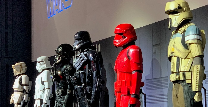 The Stormtroopers of Star Wars: On Display At SDCC 2019