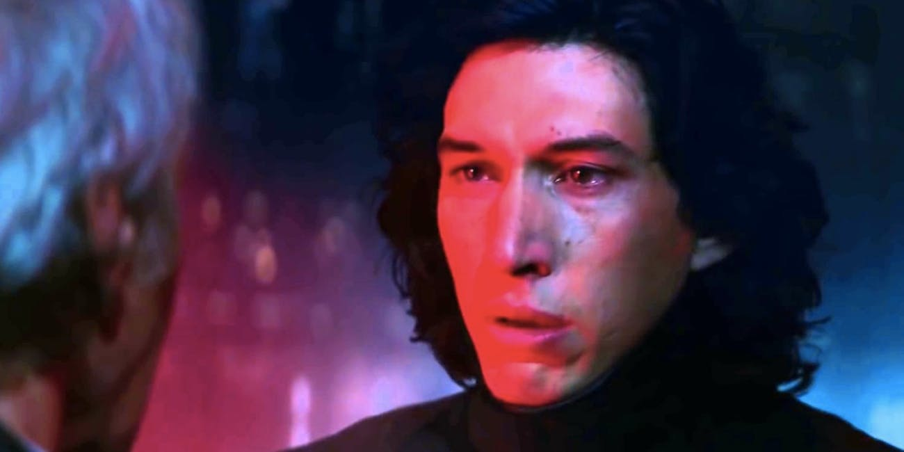 Star Wars Theory: Was Kylo Ren Still Ben Solo All Along?