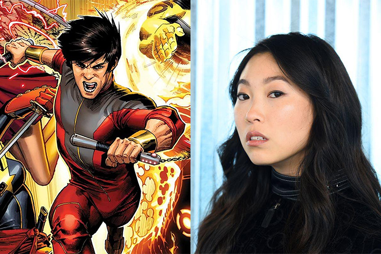 Awkwafina In Shang Chi And The Legend Of The Ten Rings Role Revealed That Hashtag Show
