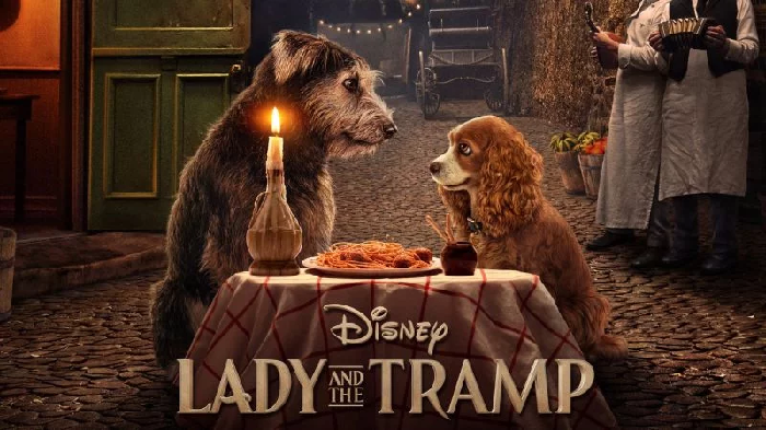Disney Shows Off Lady And The Tramp at D23 Expo 2019