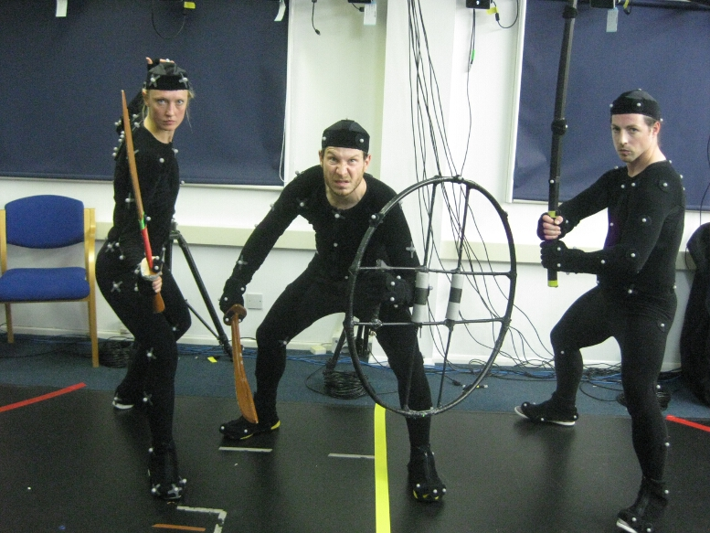 Motion Capture Actors