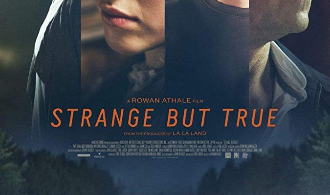 """Lies, Fear and Unrelenting Suspense"" in Lionsgate's 'STRANGE BUT TRUE'"