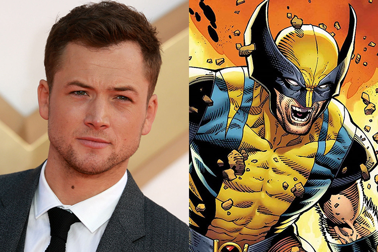 Taron Egerton Wants to Join the MCU, But Not As Wolverine