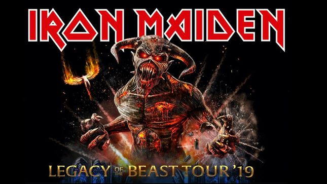 Iron Maiden A Thon Legacy Of The Beast Review Part 2 That Hashtag Show