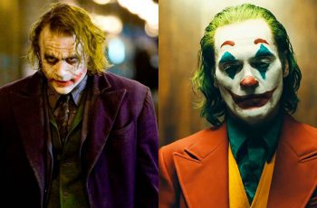 comparing Heath Ledger's Joker to Joaquin Phoenix's Joker