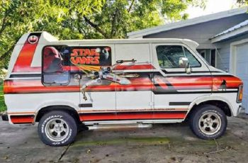 Star Wars Van