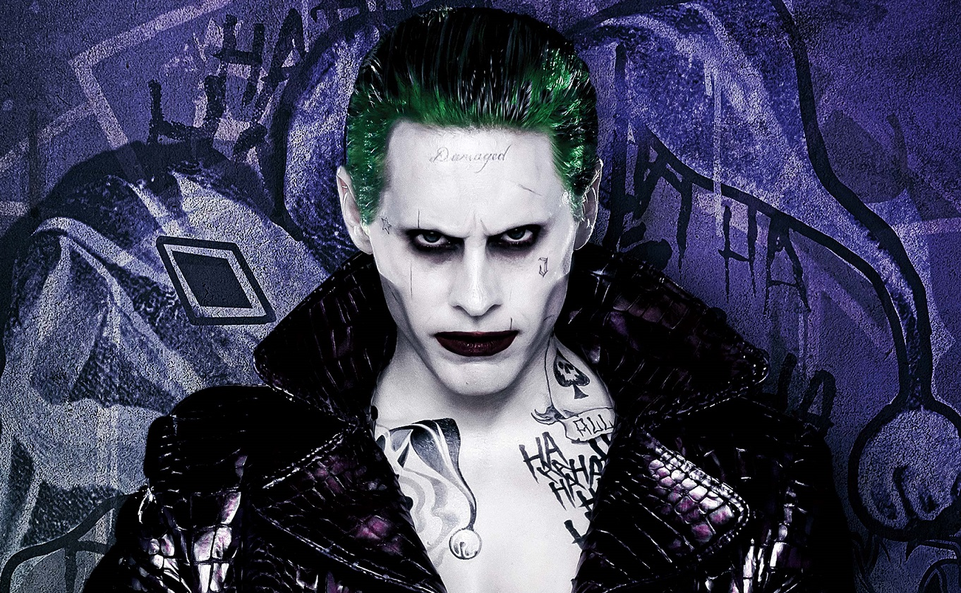 Zack Snyder Gives First Look At Jared Leto As Joker In Justice League