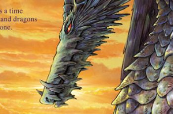 Dragon from Earthsea
