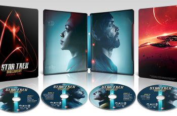 Star Trek: Discovery Season 2 steel book