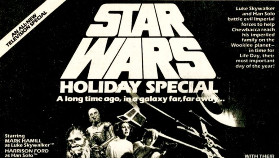 Could We See A New STAR WARS: Holiday Special?
