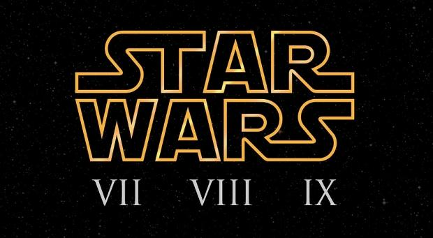 Star Wars Episodes 7, 8 and the coming-soon Episode 9
