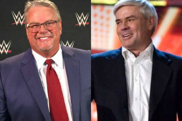 Bruce Prichard In, Eric Bischoff Out on Smackdown