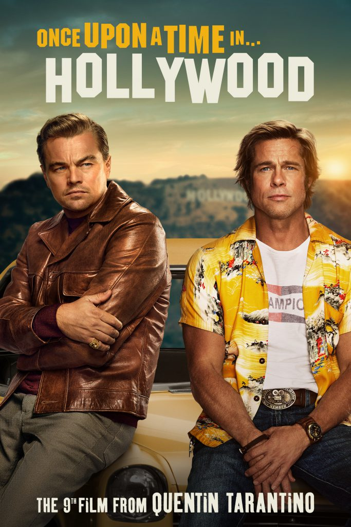 Once Upon A Time In Hollywood Suomi