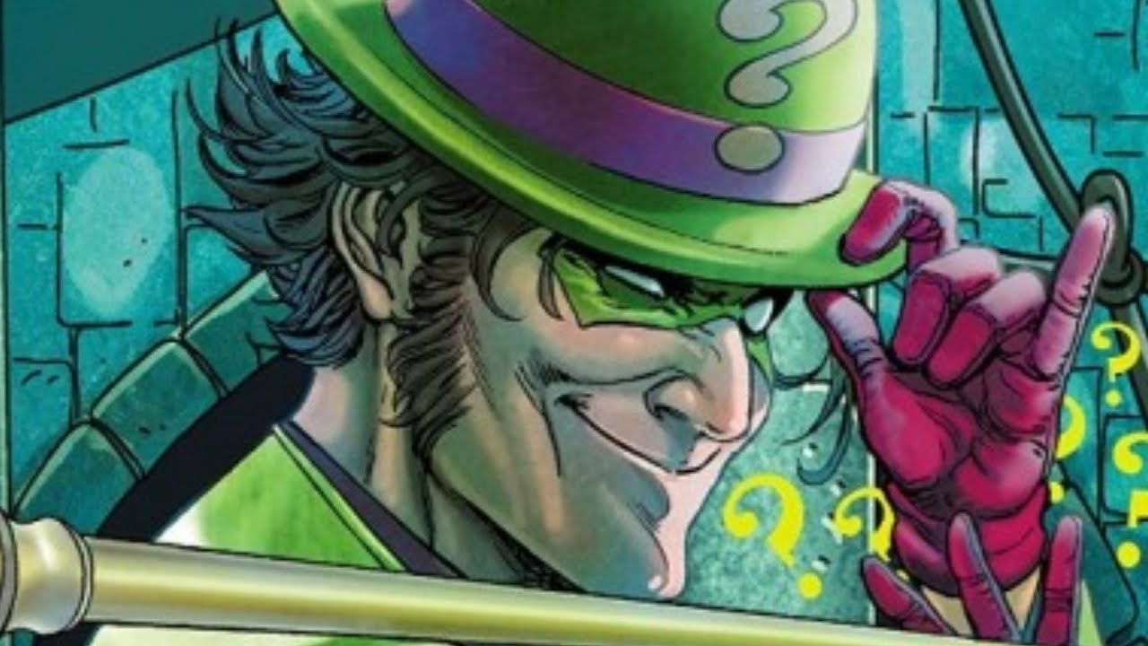 The Batman Has It's Riddler: Who Could It Be?