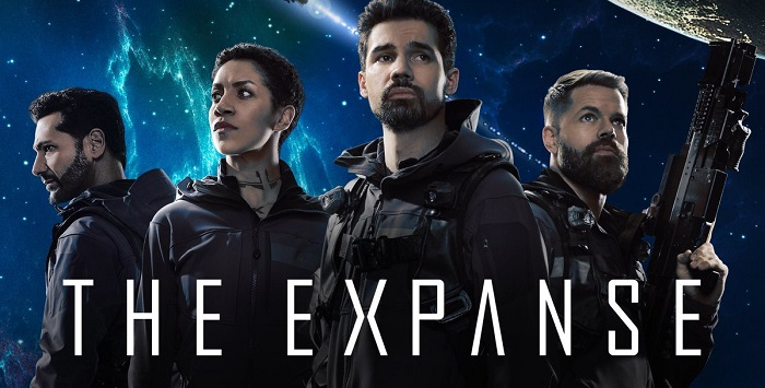 Amazon Prime Video Drops AMAZING Season 5 Trailer For 'The Expanse' At NYCC 2020