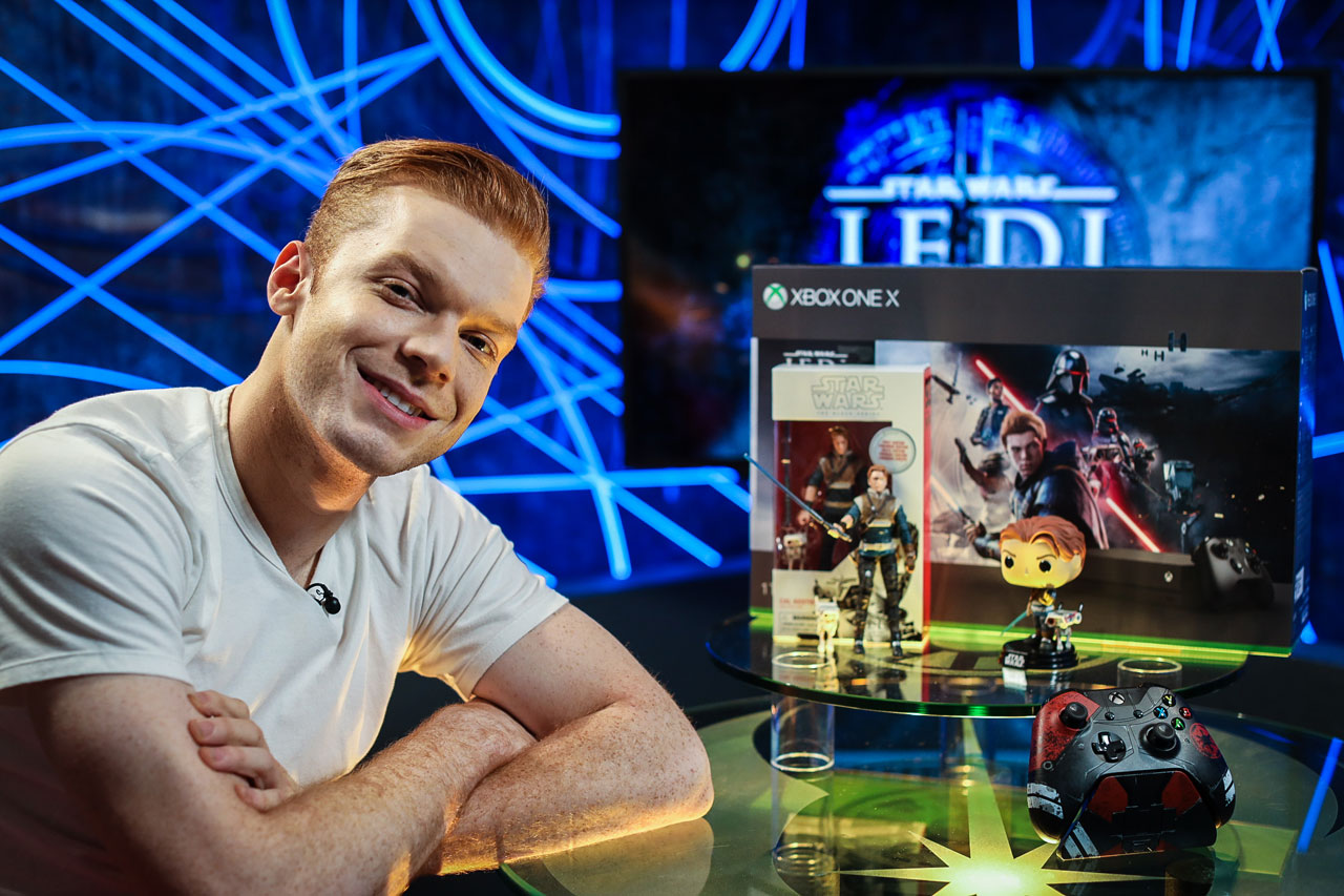 Cameron Monaghan Talks Star Wars Jedi: Fallen Order Ahead Of Game's Release