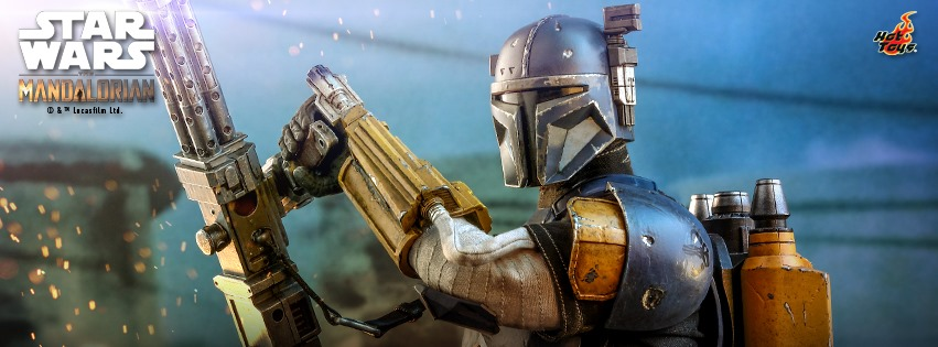 Hot Toys and The Mandalorian – This Is The Way