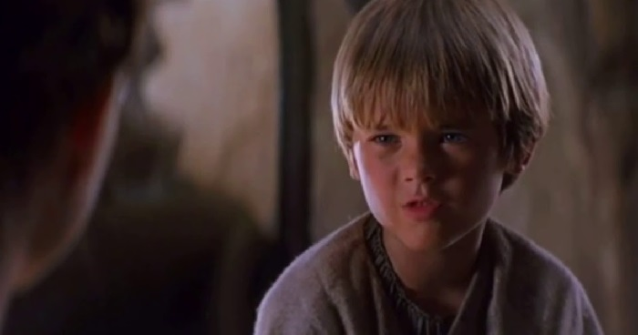 Jske Lloyd; Anakin Skywalker; Phantom Menace