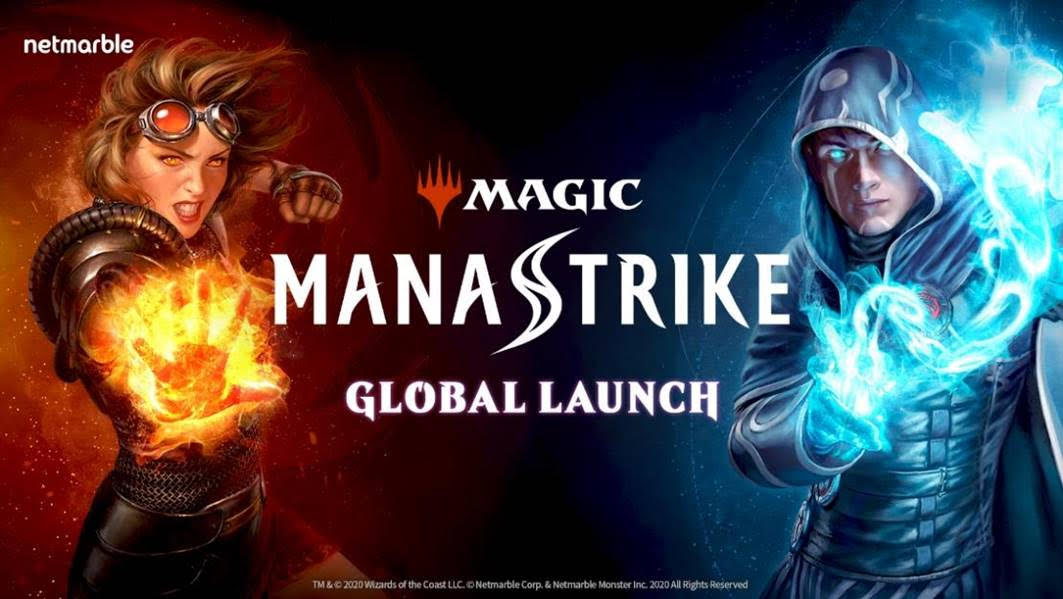 Magic: ManaStrike Out Now for Mobile