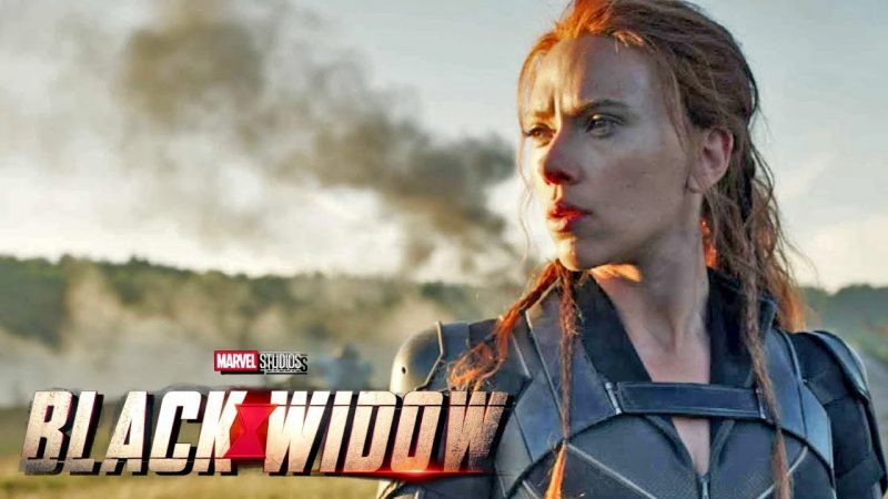 Black Widow Now Releasing In November, Eternals Pushed Back