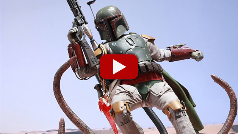 How Boba Fett Actually Escaped The Sarlacc Pit
